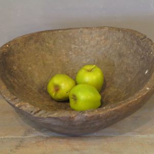 EARLY FRENCH FRUIT BOWL