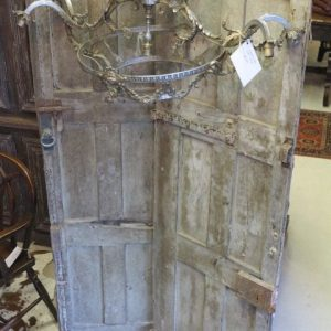 A PAIR OF 18TH CENTURY FRENCH DOORS