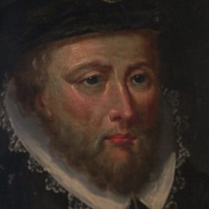 A 17TH CENTURY PORTRAIT