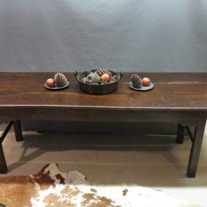 LARGE 18TH CENTURY FARMHOUSE TABLE